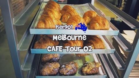멜버른 카페투어ep.2 세계1위 크로와상
