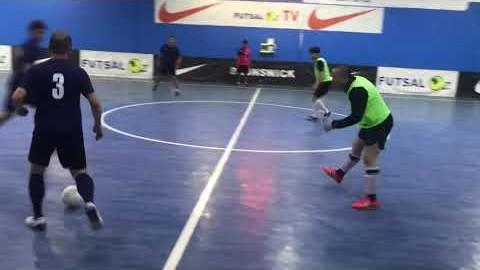 [Fc Unbeaten reserve A] 멜번 한인 풋살 클럽 FutsalOz Division1; Round 4 First half