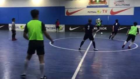 [Fc Unbeaten reserve A] 멜번 한인 풋살 클럽 FutsalOz Division1; Round 4 Second half