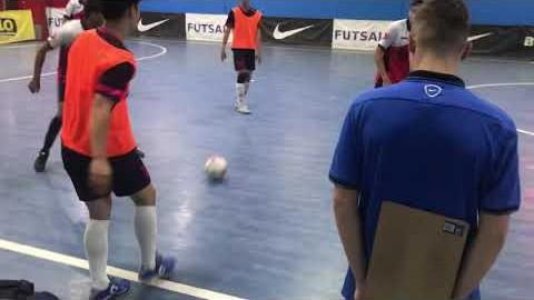 [Fc Unbeaten Senior team] 멜번 한인 풋살 클럽 FutsalOz State 3; Round 6 First half
