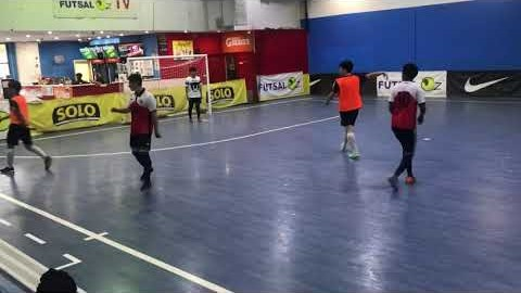 [Fc Unbeaten Senior team] 멜번 한인 풋살 클럽 FutsalOz State 3; Round 6 Second half
