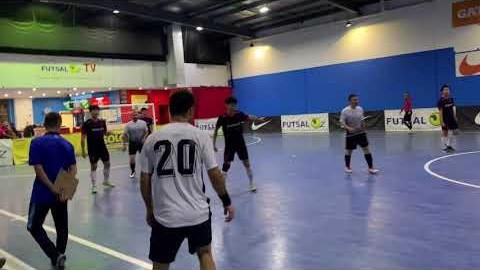 [Fc Unbeaten Senior team] 멜번 한인 풋살 클럽 FutsalOz State 3; Round 7 Second half