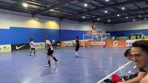 [Fc Unbeaten Senior team] 멜번 한인 풋살 클럽 FutsalOz State 3; Round 7 First half