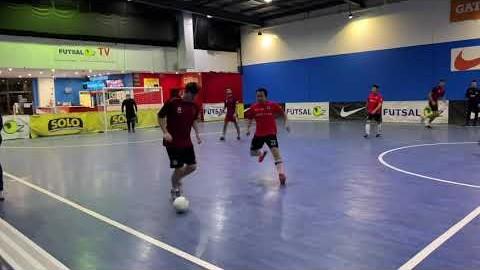 [Fc Unbeaten reserve A team] 멜번 한인 풋살 클럽 FutsalOz Division1 VS Northcorte First half