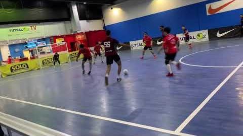 [Fc Unbeaten reserve A team] 멜번 한인 풋살 클럽 FutsalOz Division1 VS Northcorte Second half