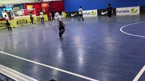 [FC Unbeaten Senior team] 멜번 한인 풋살 클럽 FutsalOz State 3 VS Kingston FC First half