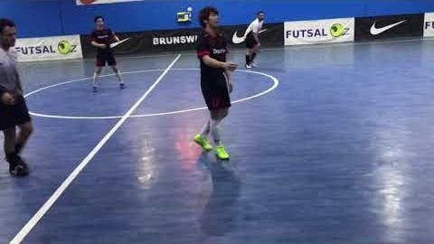 [FC Unbeaten Senior team] 멜번 한인 풋살 클럽 FutsalOz State 3 VS Kingston FC Second half