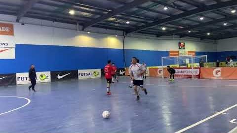 [Fc Unbeaten reserve A team] 멜번 한인 풋살 클럽 FutsalOz Division1VS Essendon First half