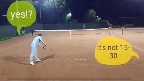 호주 멜번 테니스 단식/tennis in Melbourne/match play