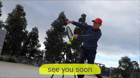 호주 멜번 테니스/Tennis in Melbourne/멘탈 관리법/Watching the ball/control your mental