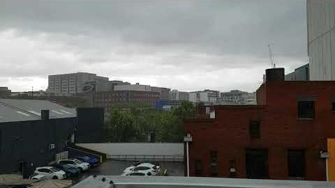 비오는 멜번.. rainy, melbourne