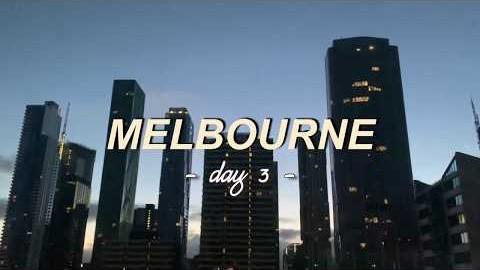 해외 의대생 방학 브이로그 | MELBOURNE DAY 3 | 겨울엔 바다...?