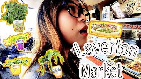 [Laverton Market] 멜번에서 가장 저렴한 꽃 채소 모종 사기 .