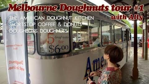 Australia Day 2 : Melbourne Doughnuts tour #1 :멜버른여행