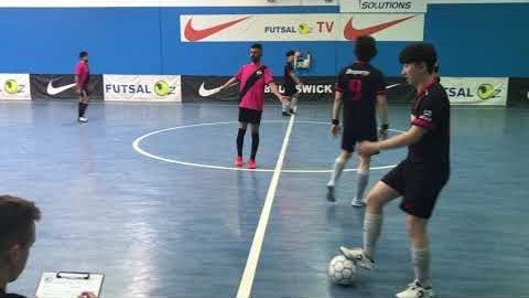 [FC Unbeaten Senior team] 멜번 한인 풋살 클럽 FutsalOz State 2 VS Mt Evelyn First half