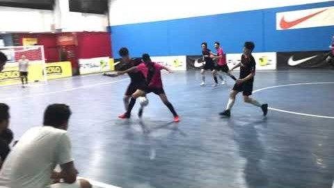 [FC Unbeaten Senior team] 멜번 한인 풋살 클럽 FutsalOz State 2 VS Mt Evelyn Second half
