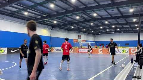 [FC Unbeaten reserve A team] 멜번 한인 풋살 클럽 FutsalOz Division1VS ODC FC Second half