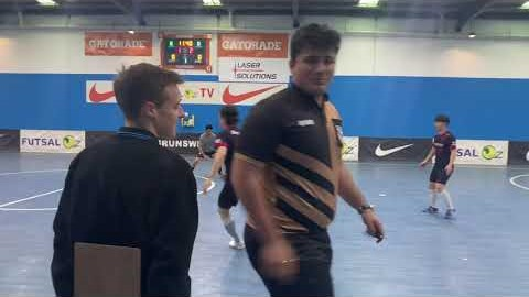 [FC Unbeaten Senior team] 멜번 한인 풋살 클럽 FutsalOz State 2 VS Melbourne Uni First half