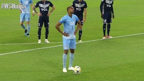 ACL 에드가PK Goal 목표 Daegu F.C.(대구FC) vsMelbourne Victory(멜버른 빅토리)2019.5.8DBG ARENA