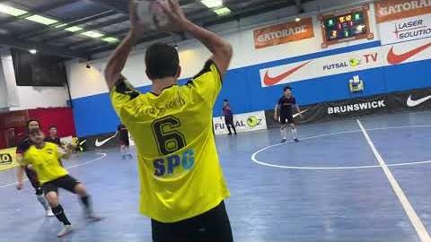 [FC Unbeaten Senior team] 멜번 한인 풋살 클럽 FutsalOz State 2 VS Richmond First half