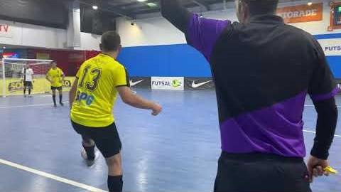 [FC Unbeaten Senior team] 멜번 한인 풋살 클럽 FutsalOz State 2 VS Richmond Second half