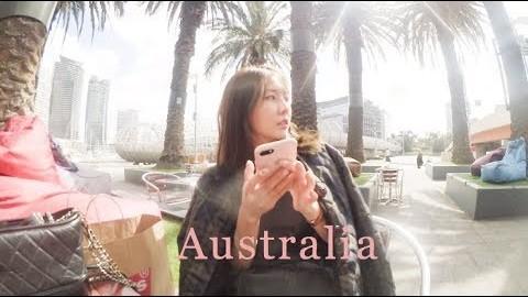 VLOG)  멜버른 여행  /맛집/아울렛쇼핑/ 빅시아고장 나버림