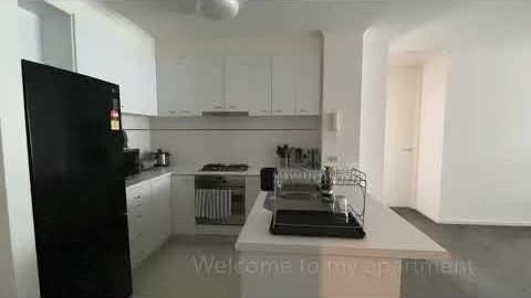 Australia South Melbourne Apartment room tour 호주 사우스멜번 우리집 빈방을 공개합니다