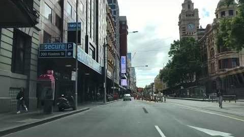 호주 멜버른 마지막 붕붕이와 드라이브