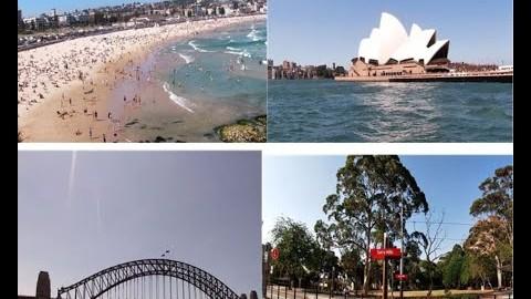 멜번 워홀러의 시드니 여행기 1편 ㅣ 멜버른 / 워홀 / 시드니 / 오페라 하우스 / 하버 브릿지 / 록스마켓  / 갭 파크 / 본다이 비치 / 달링 하버 ㅣ 까망로그