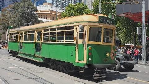 [국제커플]남반구에서 가장 힙한 도시 멜버른 힙스터 가족여행!