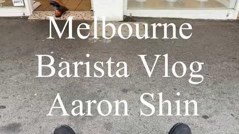 멜버른 바리스타 브이로그_여러가지 라떼아트_Barista Vlog with many types of Latte Art.