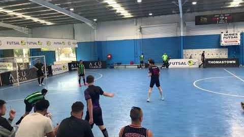 [FC Unbeaten Senior team] 멜번 한인 풋살 클럽 FutsalOz PO 2nd match VS South Melbourne First half