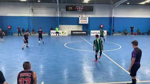 [FC Unbeaten Senior team] 멜번 한인 풋살 클럽 FutsalOz PO 2nd match VS South Melbourne Second half