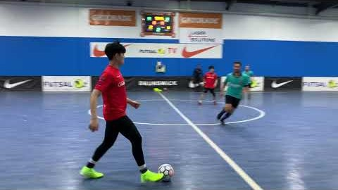 [FC Unbeaten reserve A team] 멜번 한인 풋살 클럽 FutsalOz Division1VS Pickles Second half