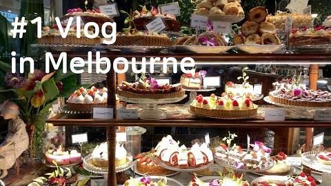 #1 Vlog 호주생활 7년차 요리사가 추천하는 멜버른 최고 피자맛집 + 필수 디져트 코스.