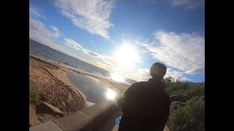 멜버른 브라이튼 해변을 가다!!(6월 촬영)