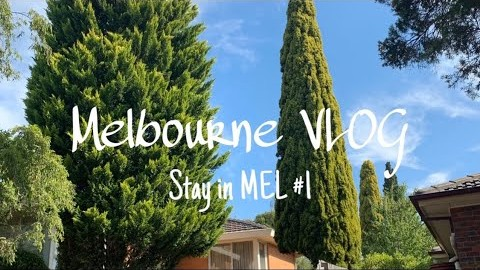 [VLOG] 호주 멜버른 어학연수 브이로그, 2주동안 열심히 돌아다닌 멜버른 시티