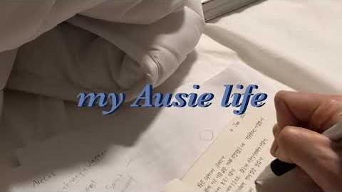 호주 어학연수 vlog. 멜버른 | 시드니 | 애들레이드 | 울룰루 | intro