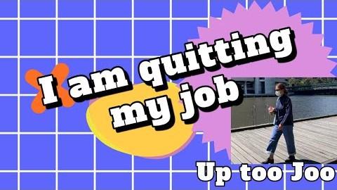 호주 멜버른Vlog_I am quitting my job