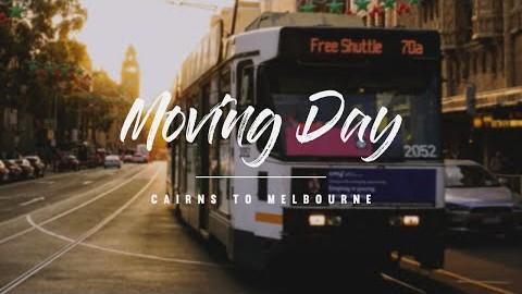 ???????? [호주워홀 기록] 케언즈에서 멜버른 지역이동 | 지역이동 | 멜번 이사가던 날