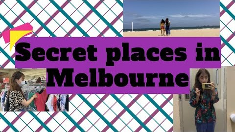 호주 멜버른 Vlog_Secret places in Melbourne