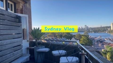 멜번 vlog :시드니브이로그 시드니여행 다녀오기 트래블롯지호텔 ,포시즌스호텔