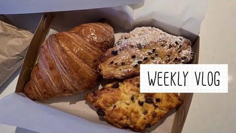 멜번 브이로그   Melbourne Vlog   요린이 브이로그   Lasagne   라자냐   호주 일상로그   Daniel's Donuts   Woodfrog Bakery