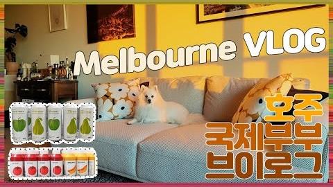 AU VLOG, 호주 멜번 브이로그♥ 국제부부 영화관 데이트. 이케아 쇼핑. 강아지 미용. 마리메꼬 사랑