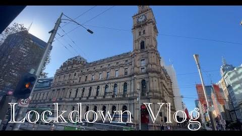Vlogㅣ멜번 브이로그????????ㅣ락다운일상ㅣLune 크로아상ㅣit takes twoㅣ집콕일상ㅣ레몬딜버터 #Melbourne #Vlog #lockdown #Australia vlog
