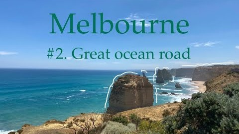 Melbourne 여행ㅣ#2. Great Ocean Roadㅣ언니랑 다녀온 멜버른 여행ㅣAustraliaㅣ호주 여행ㅣ