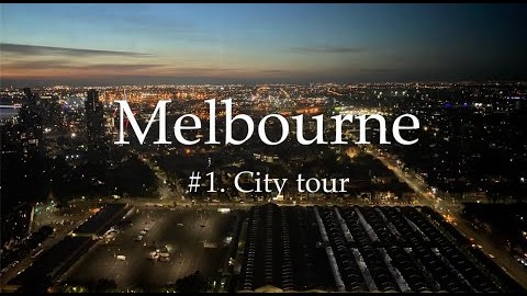 Melbourne 여행ㅣ#1. City tourㅣ언니랑 다녀온 멜버른 여행ㅣAustraliaㅣ호주 여행