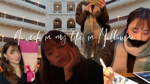 Melbourne Vlog_A week in my life in Melbourne_cooking, shopping and study_업투주 멜버른 브이로그