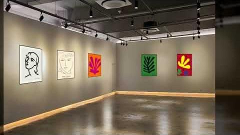 멜버른커피하우스 미술관~~ 작가와의 만남, 갤러리에서 미술작품을 감상하실 수 있습니다!!!