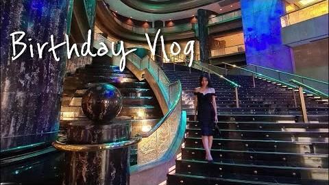 멜번 브이로그 | Melbourne Vlog | 생일 브이로그 | Birthday | Abacus | Market Lane Coffee | Lona Misa | Rockpool